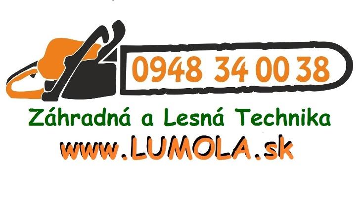 LUMOLA s.r.o. - Záhradná a lesná technika