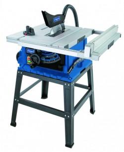 HS 105 - elektrická stolová píla